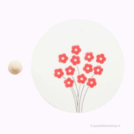 Mini stempeltje S | Bloemetje