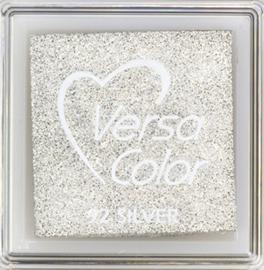 Versacolor |  92 SILVER  | Metallic Zilver stempelkussen