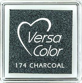 Versacolor |  174 CHARCOAL  | Antraciet stempelkussen