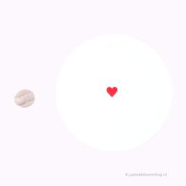 Mini stempel S | HARTJE