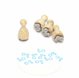 Mini stempel S | BELLETJES