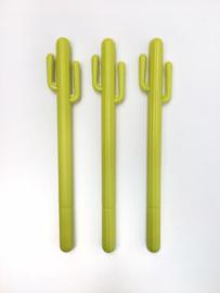 Cactus fineliner, licht groen