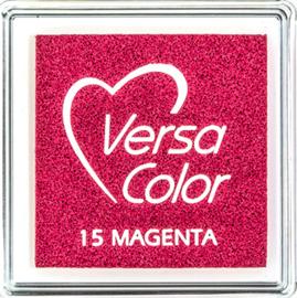 Versacolor |  15 MAGENTA  | Rood stempelkussen