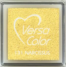 Versacolor |  131 NARCISSUS  | Pastel geel stempelkussen