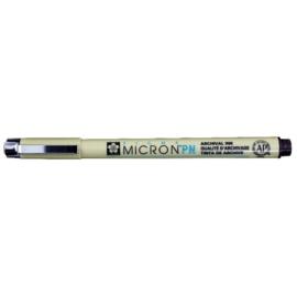 Micron   PN  Pen   ZWART