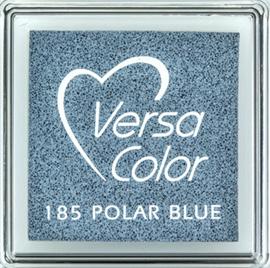 Versacolor |  185 POLAR BLUE  | Grijs blauw stempelkussen
