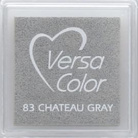 Versacolor Chateau gray grijs stempelkussen 83