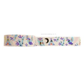 Washi tape Pastel dieren