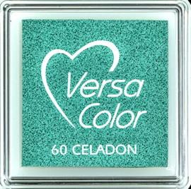 Versacolor |  60 CELADON  | Groen stempelkussen