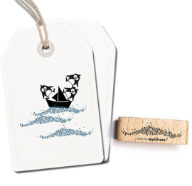 Stempel water/ golf