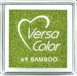Versacolor |  69 BAMBOO  | Groen stempelkussen