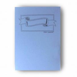 Oefenblok A5 papier | PASTEL | handlettering