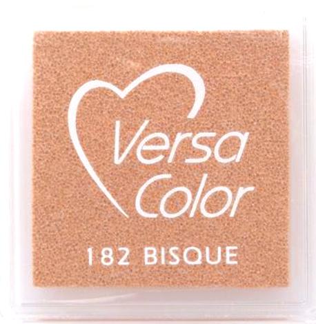Versacolor  Bisque  beige stempelkussen 182