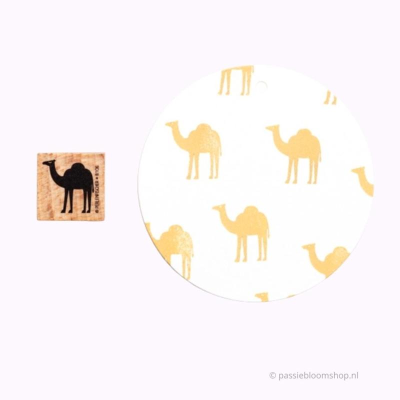 Stempel kameel