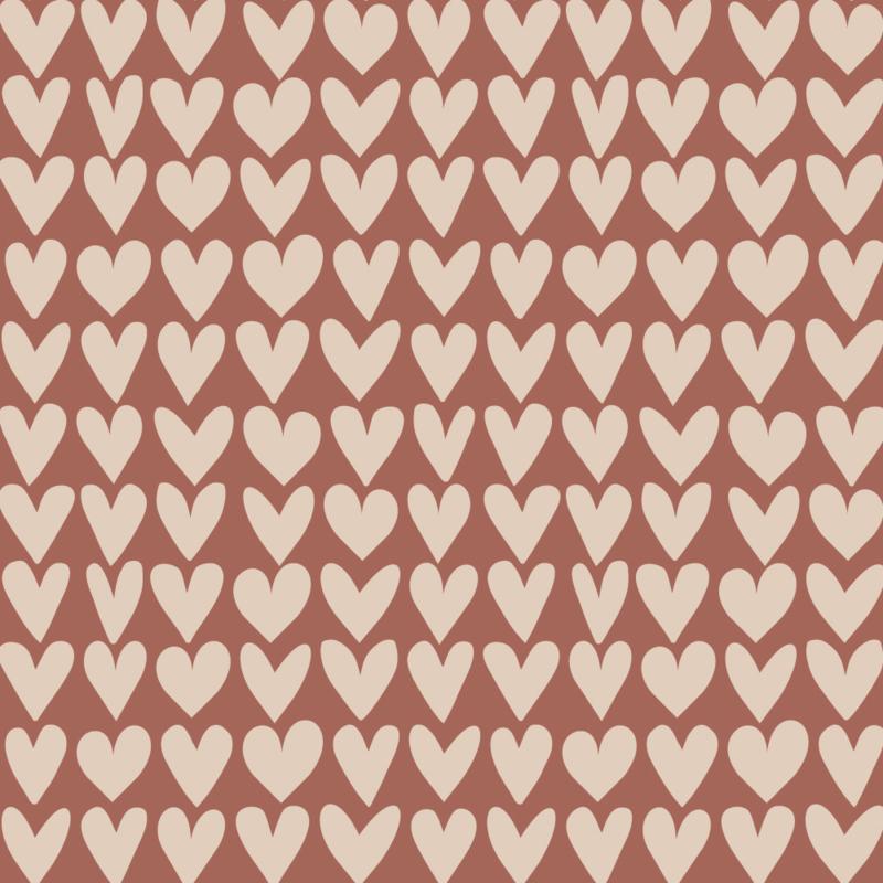 Cadeauzakjes rode hartjes