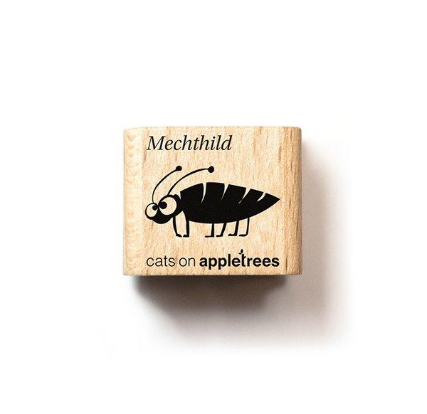 Stempel kakerlak | Cats on appletrees | mini 27205
