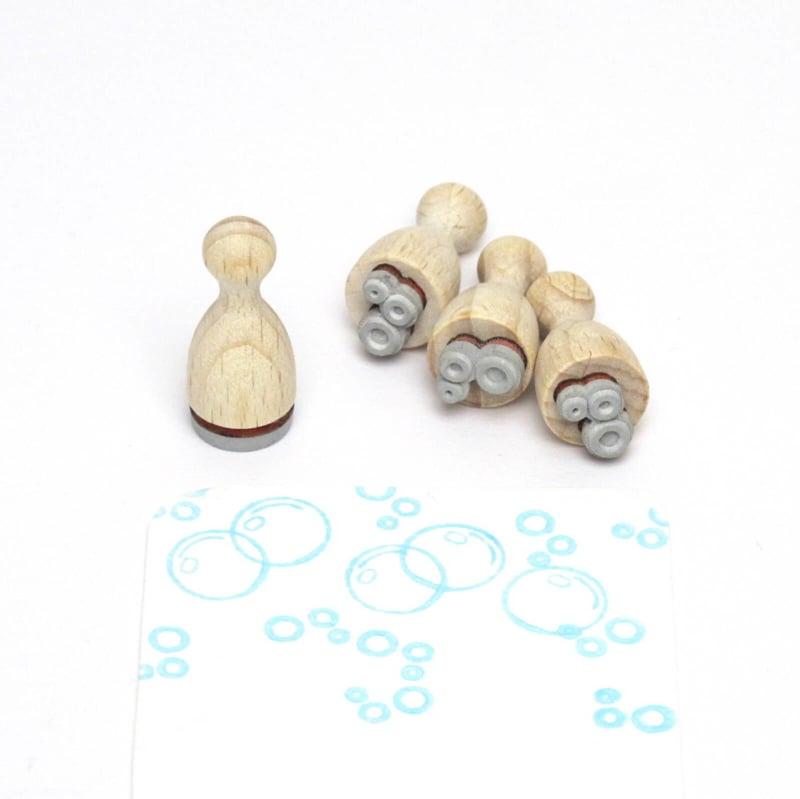Mini stempel S | BELLETJES