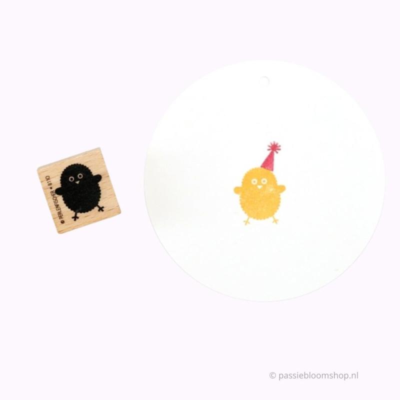 Stempel kuiken