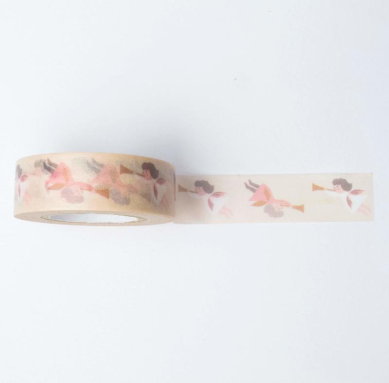 Washi tape   Engeltjes