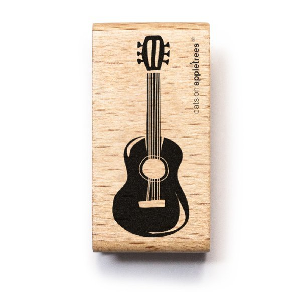 Stempel gitaar