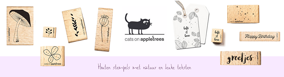Cats on appletrees passie bloom webshop