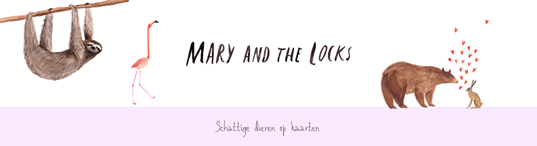 Mary and the locks webshop passie bloom