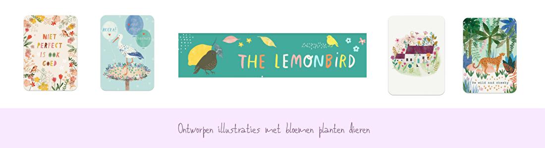 Lemonbird kaarten webshop passie bloom