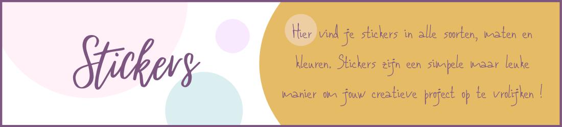 Sticker webshop