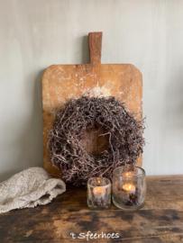 krans bonsai wreath natural, doorsnede 30 cm