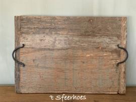 groot railway houten dienblad