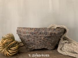 oude bamboemand, maat S
