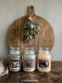 geurkaars Cosy Candles (rechts) Highland Valleys