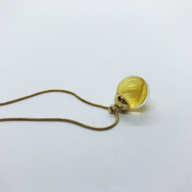 Drupt Hanger Narcis Geel