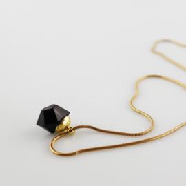Drupt Hanger Crystal Black