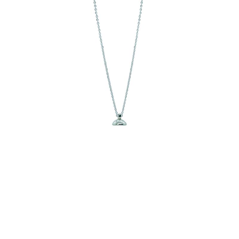Drupt Silver Necklace Basic 1mm