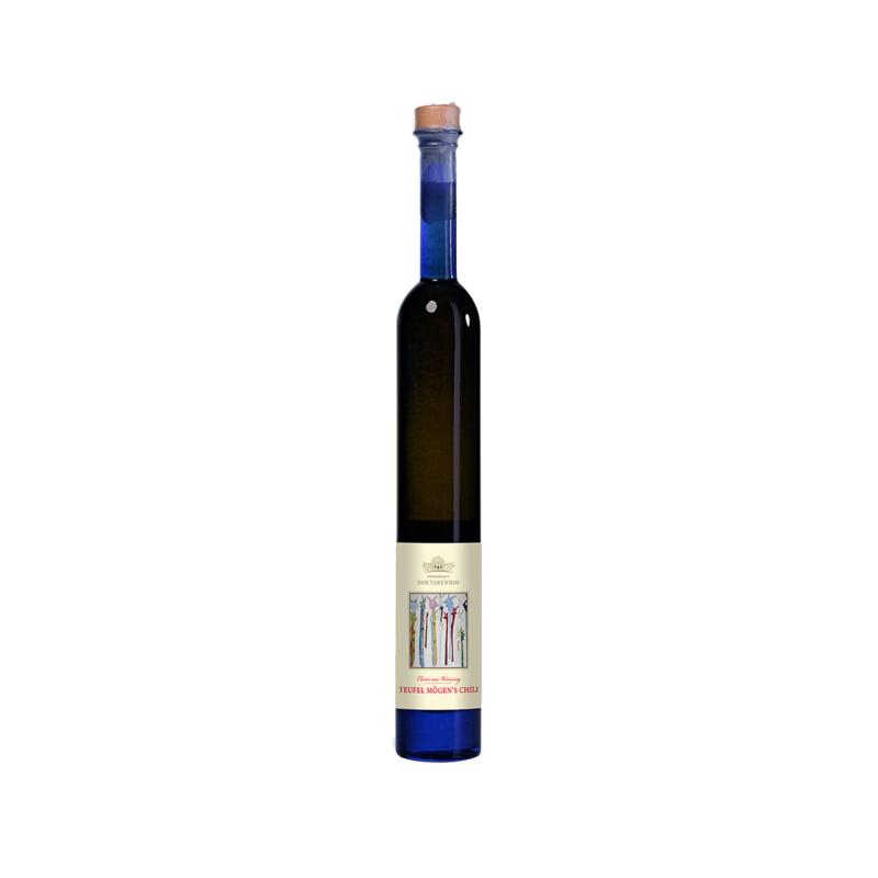 Weinessiggut Doktorenhof; Teufel mögen's Chili 125 ml