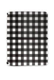 A6 Traveler Notebook Buffalo Check - Unit of 1