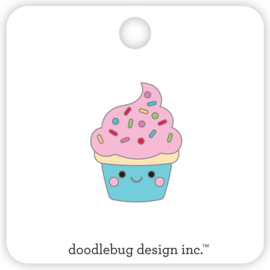 Cupcake Collectible Pin - Unit of 1