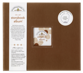 Bon Bon Storybook Album 12x12 - Unit of 1