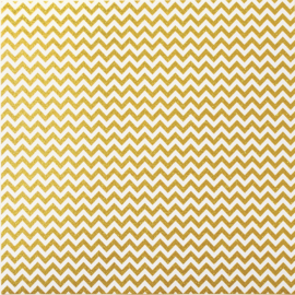 """Good as Gold Double Sided 12x12""""  - Unit of 5"""