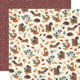 "Cozy Days Comfy Cozy Double Sided 12x12"" - Unit of 5"