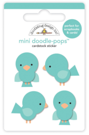 Bluejays Mini Doodlepop - Unit of 3