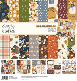 Cozy Days Collection Kit - unit of 1