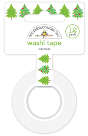 Wee Trees Washi Tape - Unit of 3