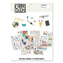 Faith Sticker Tablet - Unit of 3
