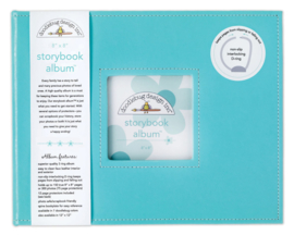 Swimming Pool Storybook Album 8x8 - Unit of 1