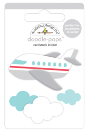 Jet Set Doodlepop - Unit of 3