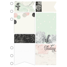 A5 Beautiful Sticky Notes - Unit of 3