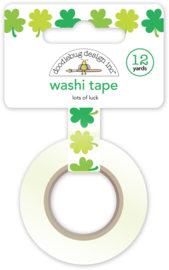 Lots of Luck Washi Tape - Unit of 3