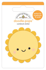 Summer Sun Doodlepop - Unit of 3